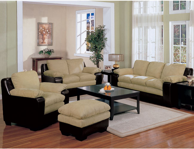 Modern Living Room Furniture Sets 650 x 500