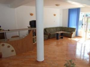 apartament cu living unit cu bucataria