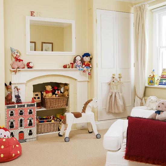 idei amenajare camera copilului