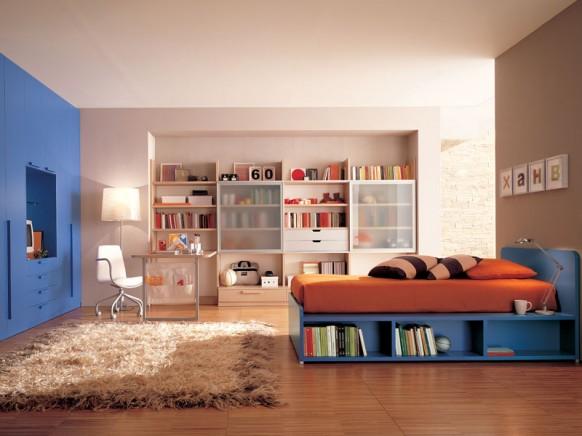 dormitoare moderne pt copii