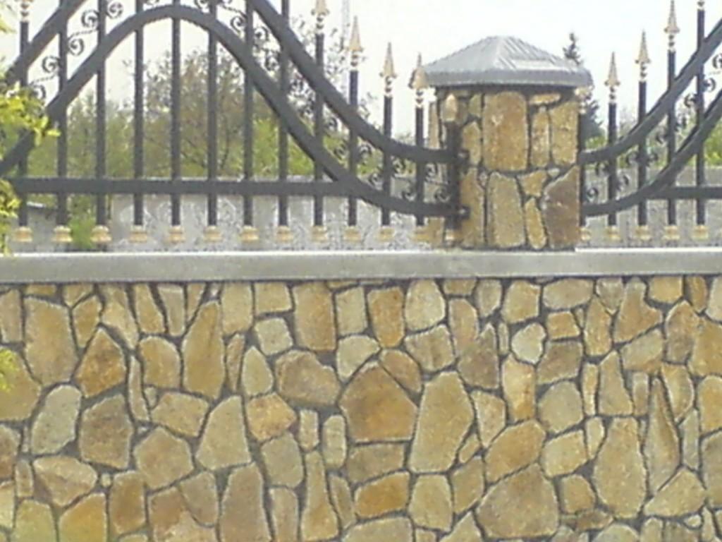 garduri din piatra galerie foto