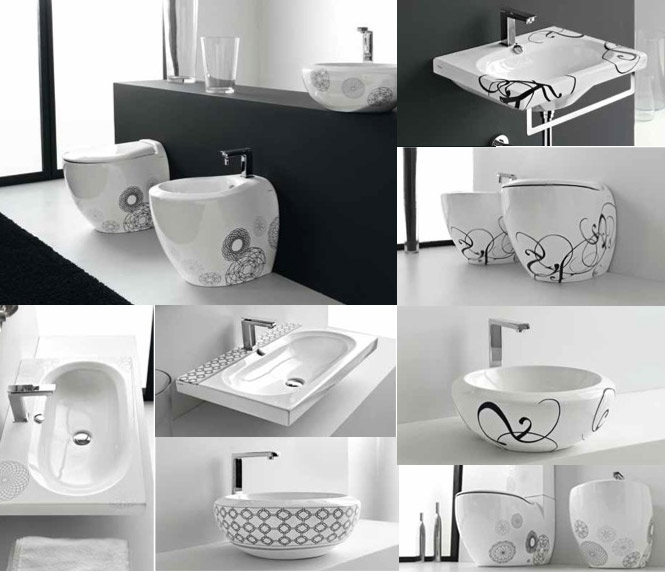 lavoar obiecte sanitare baie
