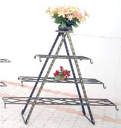 suport flori piramida