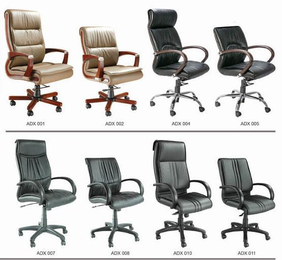 scaune din piele de birou