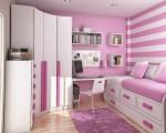 dormitor in dungi roz