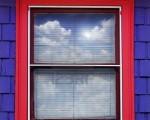 fereastra colorata de exterior