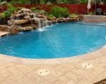 piscina din beton
